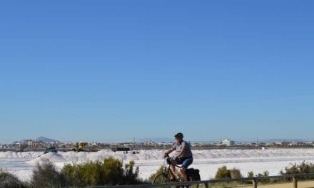 San Pedro del Pinatar participa en la Semana de la Movilidad Europea con 10 ciclorutas de diferentes niveles