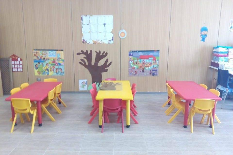 Se cierra la Escuela Infantil Municipal Los Alcázares/ los Narejos hasta nuevo aviso