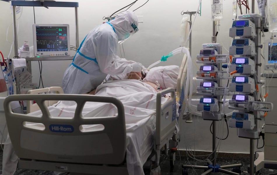 El Servicio Murciano de Salud se equipa con 511 nuevos respiradores contra la COVID-19