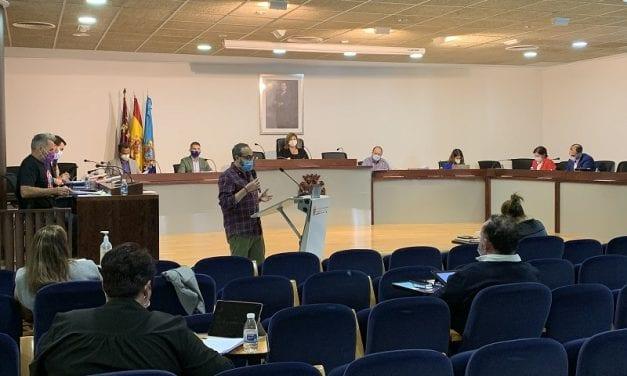 Resumen acuerdos aprobados por el Pleno del Ayuntamiento de San Javier del 15 de octubre de 2020