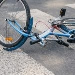 En Santiago de la Ribera un ciclista herido grave tras un accidente de tráfico