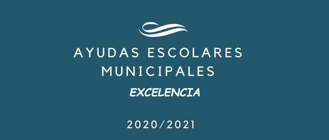 Ayudas escolares municipales – Ayuda a la excelencia 2020/21 San Pedro del Pinatar