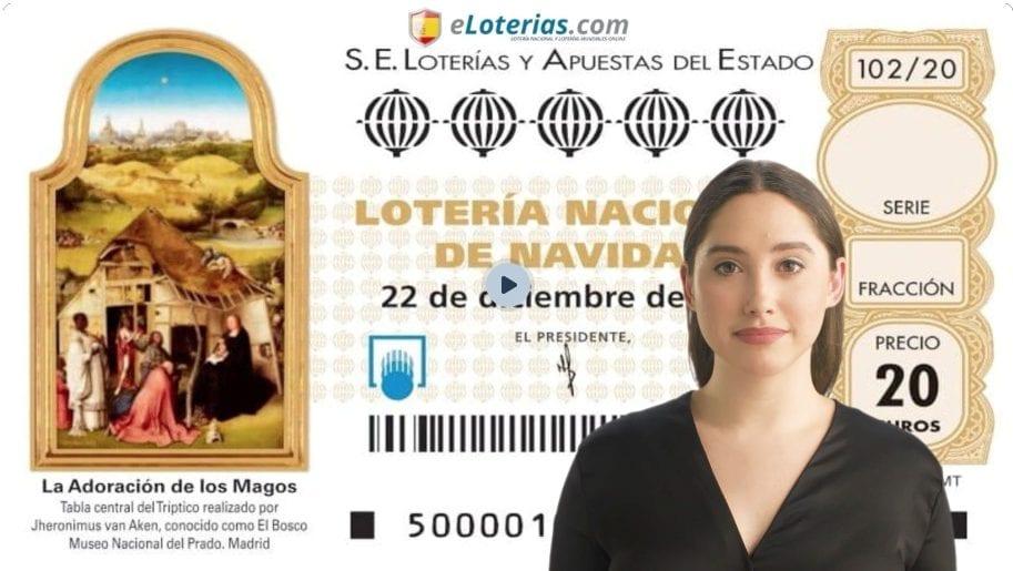 Evita el Coronavirus haciendo colas y esperando, compra tu Lotería de Navidad 2020 online