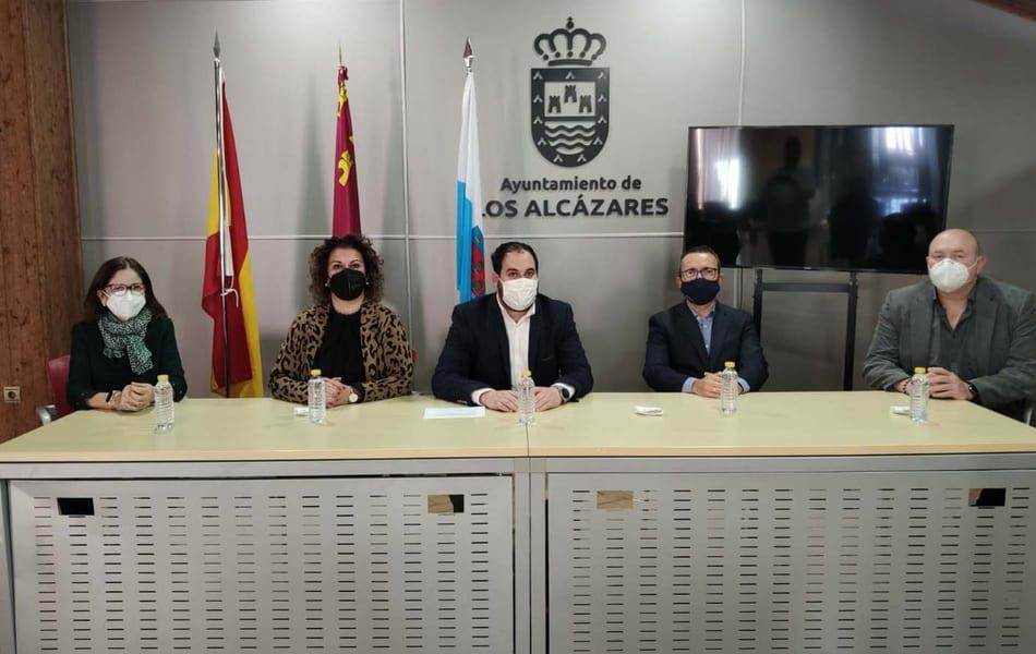 Ayuntamiento de Los Alcázares: El proyecto de reparación y ampliación de la Escuela Infantil Municipal