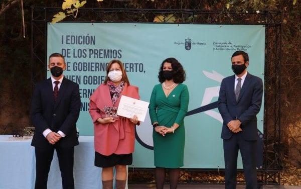 El Ayuntamiento de San Pedro del Pinatar recibe un premio por su modernización administrativa