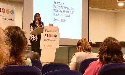 El ayuntamiento de San Javier presenta su II Plan Municipal de Igualdad de Oportunidades 2021-2023