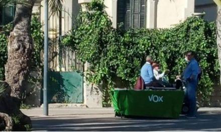 Multan a un miembro de Vox San Javier sin mascarilla y que grabó a la Policía