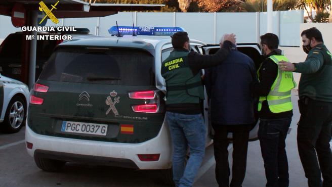 Detenido en Avileses, Murcia un británico buscado por abusos sexuales cometidos de 1983 a 1995