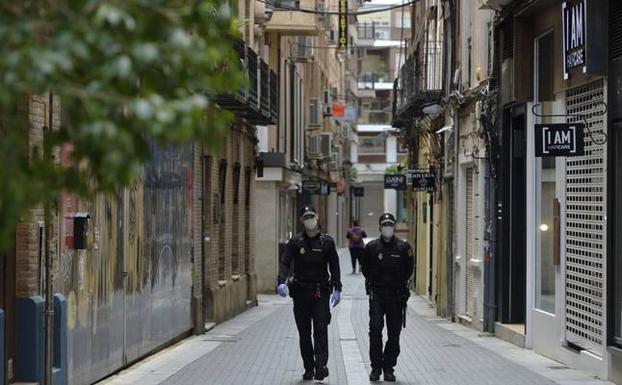 El Comité de Seguimiento del COVID-19 en la Región de Murcia planteará al Gobierno el confinamiento domiciliario inmediato
