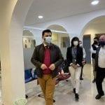 El consultorio médico de Santiago de la Ribera refuerza la seguridad frente al Covid-19 para usuarios y profesionales