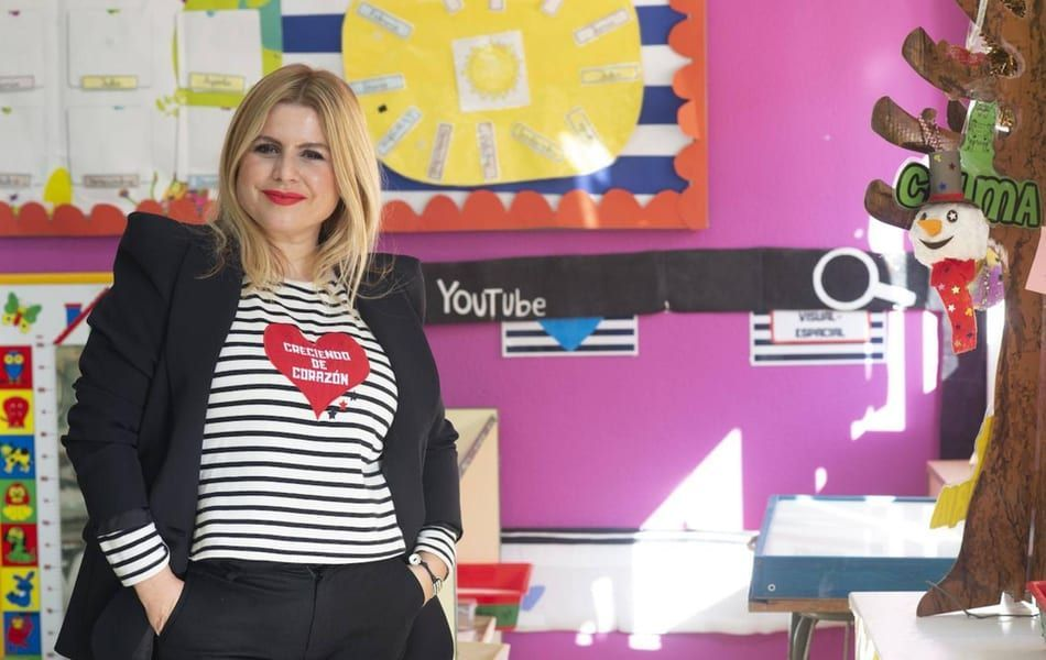 Esperanza Meseguer Navarro, nombrada Mujer del Año en Murcia por su labor educativa