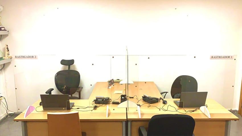 La Concejalía de Protección Civil del Ayuntamiento de Los Alcázares ya está en disposición de actuar en rastreo y seguimiento COVID-19
