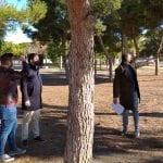 La urbanización de La Dorada de Los Alcázares tendrá un nuevo parque canino de más de 1.400 metros cuadrados