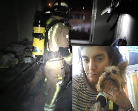 Muere por COVID-19 la mujer que mató a su hija quemándola viva en San Javier