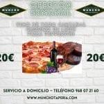 Ofertón semanal en MunchoTaperia.com