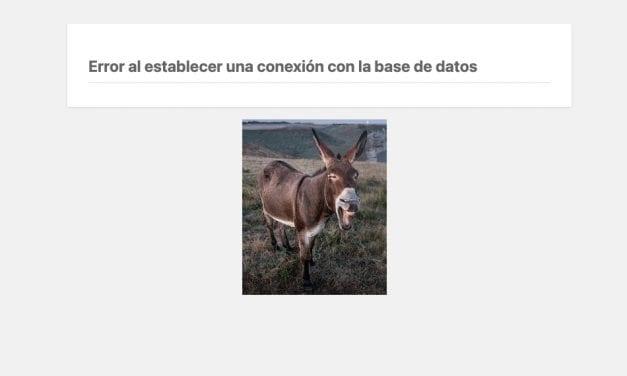 La página web del ayuntamiento de San Pedro del Pinatar lleva varios días sin funcionar