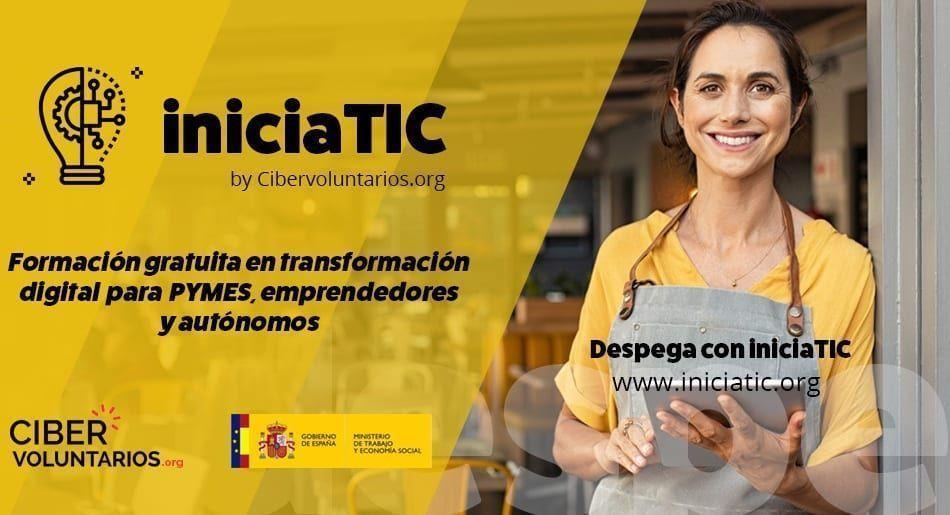 Programa IniciaTIC en San Pedro del Pinatar, Pildoras Formativas para el impulso de las Competencias Digitales