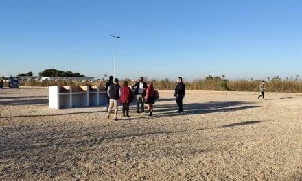 Ayuntamiento de Los Alcázares inaugura el Parque del Gonio, una de las zonas de ocio familiar más grandes del Mar Menor