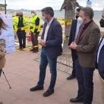 Comienzan las obras de reparación de colectores de saneamiento  en Los Alcázares para evitar posibles vertidos al Mar Menor