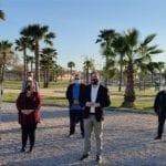 Inaugurada en Los Alcázares una de las mayores zonas de ocio del Mar Menor