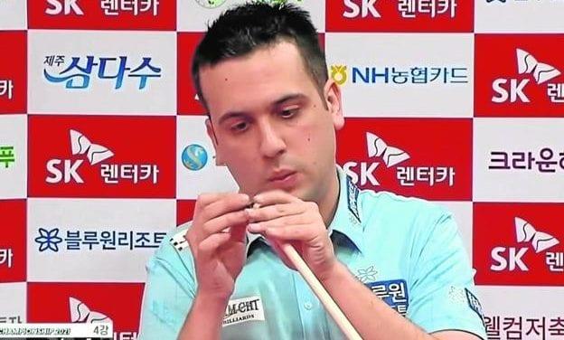 El sanjaviereño Juan David Zapata García gana el Mundial de billar en Corea y se embolsa 225.000 euros