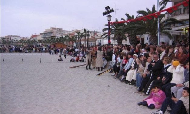 Las Incursiones Berberiscas del Mar Menor 2021 se aplazan a octubre