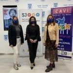 Manifiesto, Premio 8M y actividades virtuales para celebrar el Día de la Mujer 2021 en San Javier